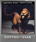 Depths of Fear Knossos Foil 4