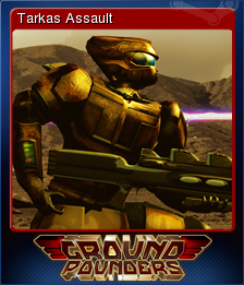 Ground Pounders Card 09