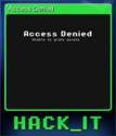 HACK IT Card 1