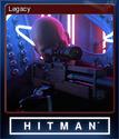 HITMAN Card 1