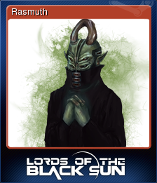 Lords of the Black Sun Card 2