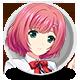 Mahjong Pretty Girls Battle School Girls Edition Badge 1