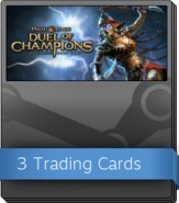 Might & Magic Duel of Champions Booster