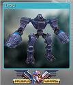 Robowars Foil 3