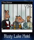 Rusty Lake Hotel Card 7