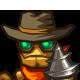 SteamWorld Dig Badge 2