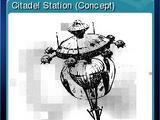 System Shock: Enhanced Edition - Citadel Station (Concept)