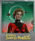 The Deadly Tower of Monsters Foil 8