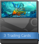 Valdis Story Abyssal City Booster