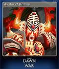 Warhammer 40,000 Dawn of War - Game of the Year Edition Card 6