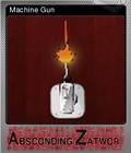 Absconding Zatwor Foil 3