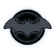 Batman Arkham Asylum Game of the Year Edition Badge 2