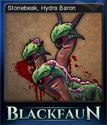 Blackfaun Card 1