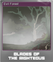 Blades of the Righteous Foil 4