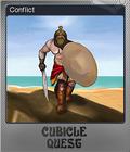 Cubicle Quest Foil 1