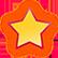 DanceWall Remix Emoticon dwYellowStar