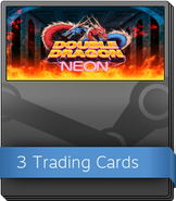 Double Dragon Neon Booster Pack