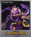 Dungeon Defenders II Foil 07