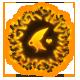 Faerie Solitaire Badge Foil