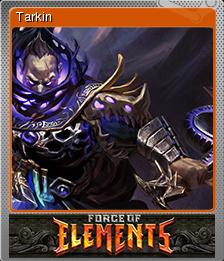 Force of Elements Foil 5