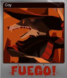 Fuego! Foil 2