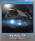 Halo Spartan Assault Foil 6