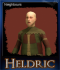 Heldric The legend of the shoemaker Card 5