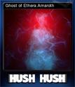Hush Hush - Unlimited Survival Horror Card 03