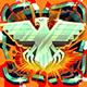 Major Mayhem Badge Foil