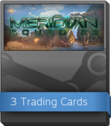 Meridian Squad 22 Booster Pack