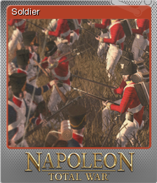 Napoleon Total War Foil 6