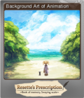 Resette's Prescription ~Book of memory, Swaying scale~ Foil 11