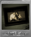 Richard & Alice Foil 5