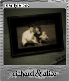Richard & Alice Foil 5