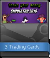Shake Your Money Simulator 2016 Booster Pack