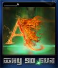 Why So Evil Card 8