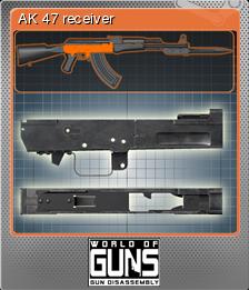 World of Guns Gun Disassembly Foil 14