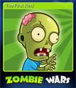 Zombie Wars Invasion Card 1