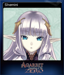 Agarest Generations of War Zero Card 7