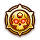 Awesomenauts Badge 5