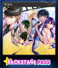 Backstage Pass Card 12