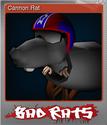 Bad Rats Foil 4