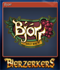 Bierzerkers Card 1