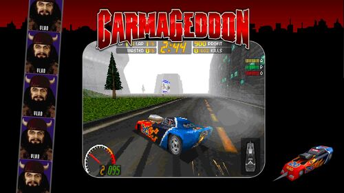 Carmageddon Max Pack Artwork 8