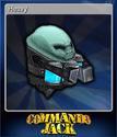 Commando Jack Card 1