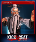 KickBeat Steam Edition Card 5
