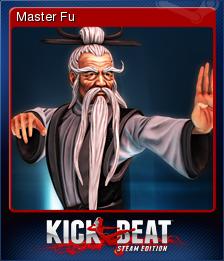 KickBeat Steam Edition Card 5
