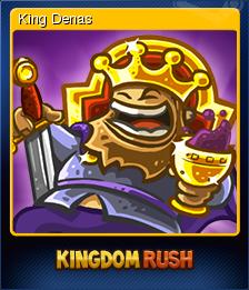 Kingdom Rush Card 1