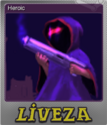 Liveza Death of the Earth Foil 4