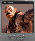 Middle-earth Shadow of Mordor Foil 8